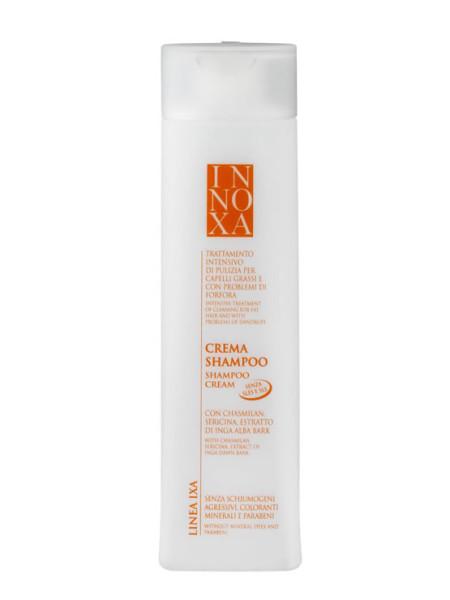 Crema Shampoo per capelli grassi