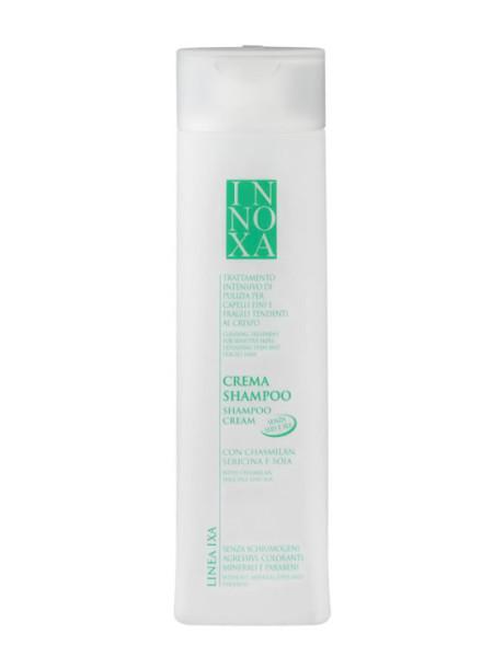 Crema Shampoo per capelli fini e fragili